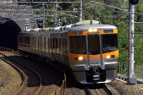 313系8000番台・普通列車運用
