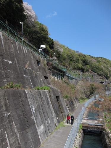 定光寺駅の構造