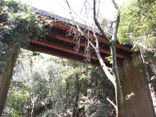 旧中央本線橋梁