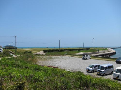 国道一号+渥美半島・道の駅あかばねロコステーションからの眺め1