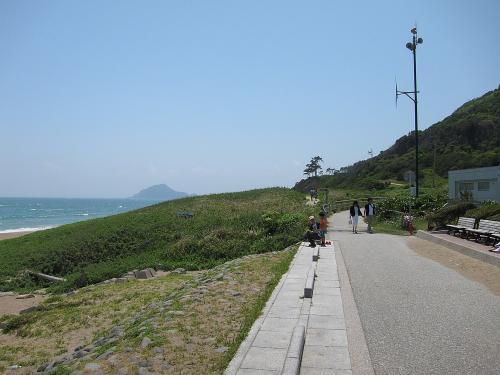国道一号+渥美半島・恋路ヶ浜と神島