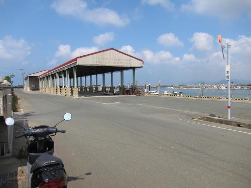 国道一号+渥美半島・福江漁港