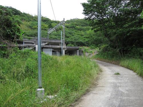 名鉄知多新線・小野浦駅前2