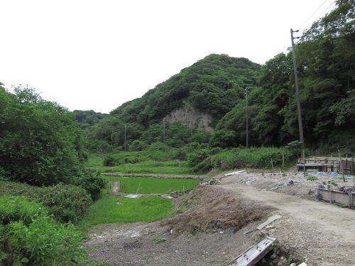 名鉄知多新線・小野浦駅周辺(南側)
