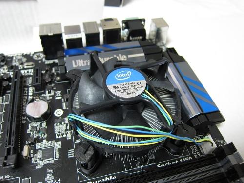 新メインPC・CPUファン