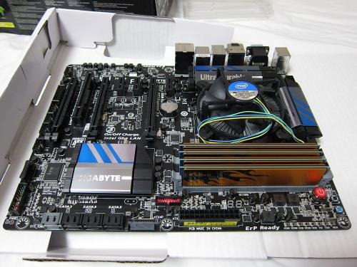 新メインPC・マザーボードとCPU3