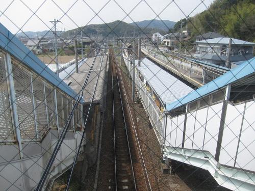 蒲郡競艇場前駅と三河塩津駅
