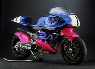 Britten MotorCycle V1000