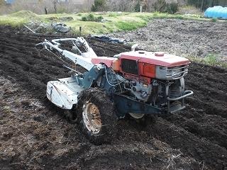 クボタ耕運機K600A
