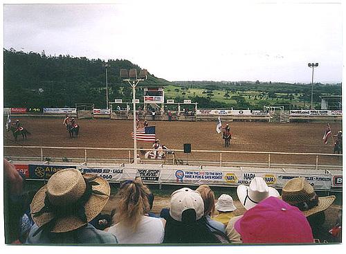 rodeo waimanalo