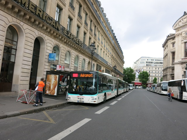 ロワシーバス