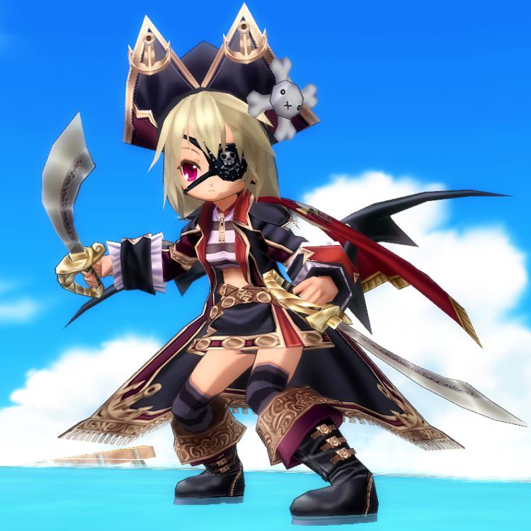 海賊のサーベル