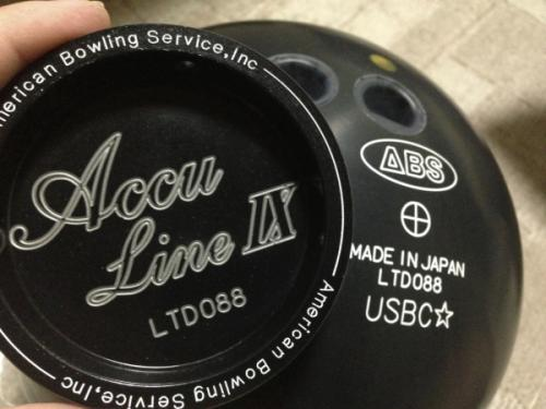 Accu-Line9 LTD ball Base