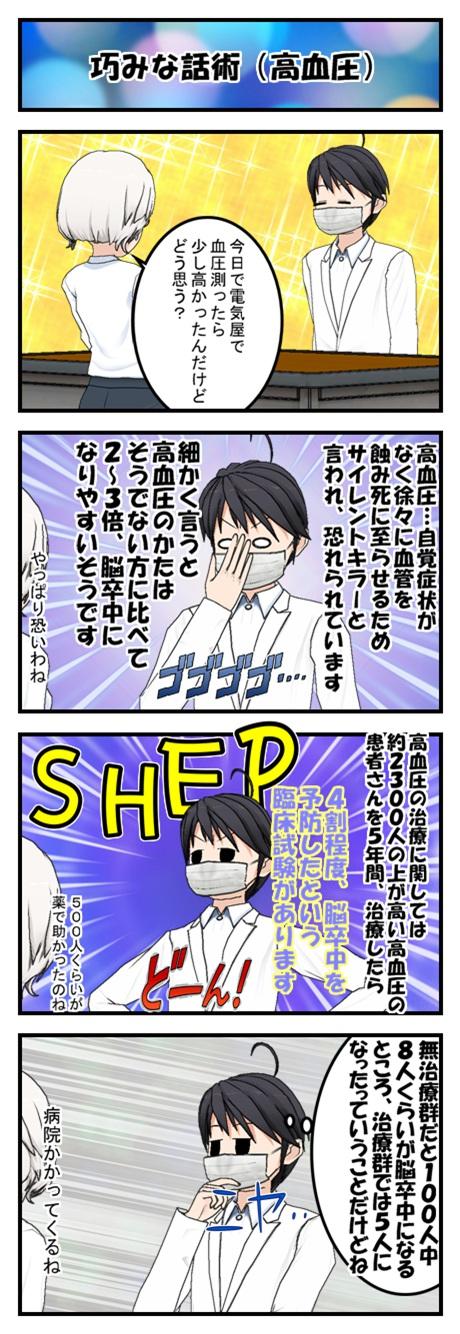 SHEP試験