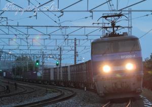 1085レ(=EF200-4牽引)