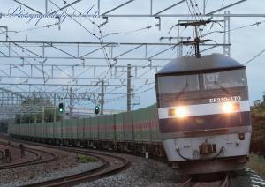 53レ(=EF210-170牽引)