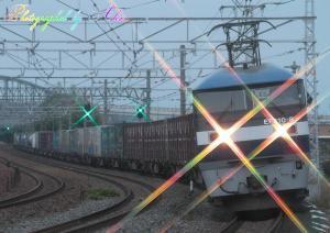 1089レ(=EF210-8牽引)