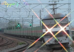 53レ(=EF210-120牽引)