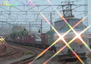 5065レ(=EF66-103牽引)