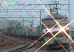 7053レ(=EF210-108牽引)