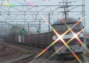 1069レ(=EF210-122牽引)