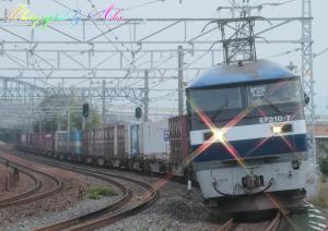 5051レ(=EF210-7牽引)