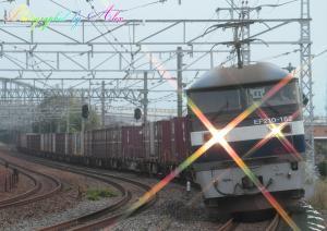 1081レ(=EF210-162牽引)
