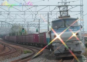 1083レ(=EF66-128牽引)