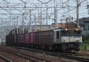 1653レ(=EF64-1013牽引)