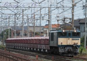 5780レ(=EF64-1014牽引)
