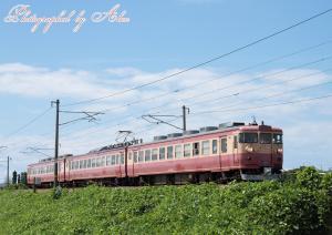 475系(国鉄色)