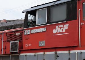 DD51-1028の横顔