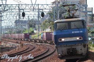 1092レ(=EF200-16牽引)