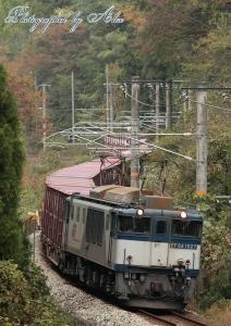 3084レ(EF64-1027牽引)・3回目
