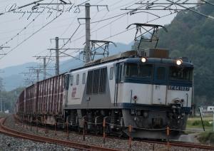 3084レ(EF64-1027牽引)・4回目