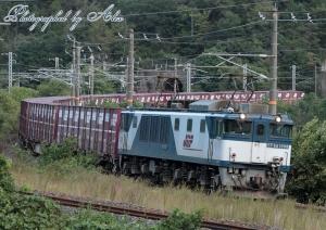 3083レ(=EF64-1008牽引)