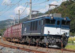 3082レ(=EF64-1049牽引)