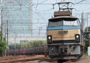 5084レ(=EF66-30牽引)