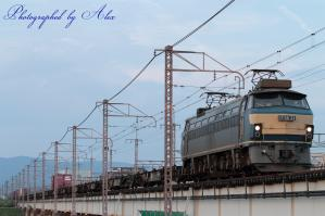 5073レ(=EF66-33牽引)