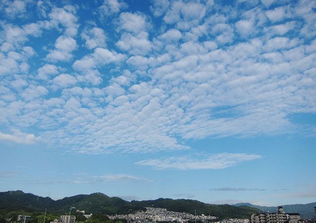 6月の雲1