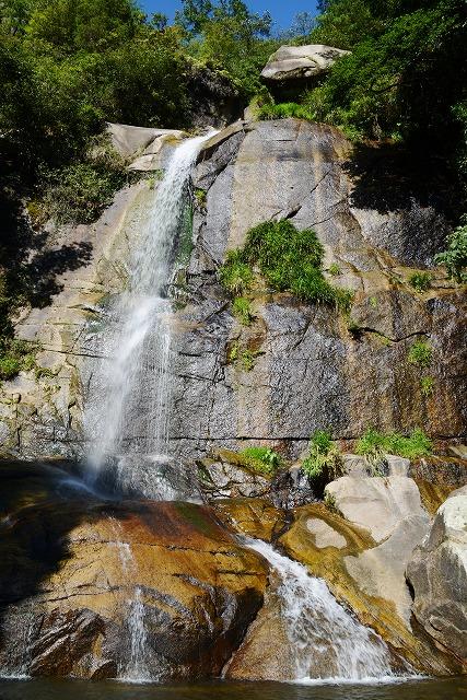 瀑雪の滝 1