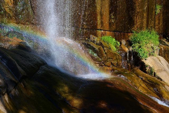 瀑雪の滝 4
