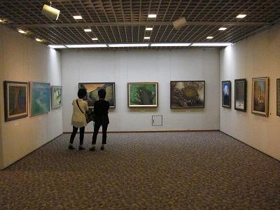 日本画展4