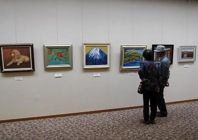 日本画展6