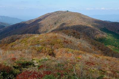 比婆山連峰 10