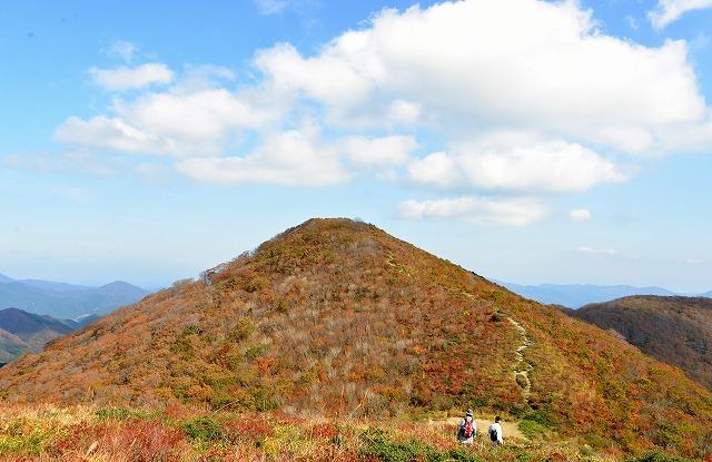 比婆山連峰 11