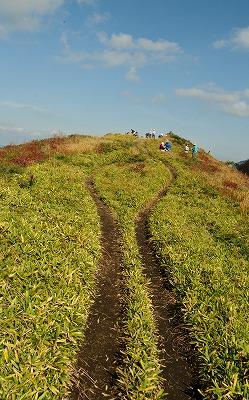 比婆山連峰 7