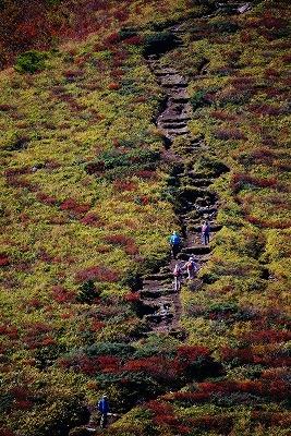 比婆山連峰 5