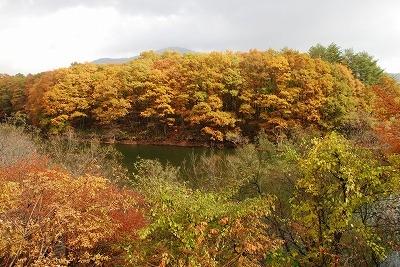 聖湖の秋 9