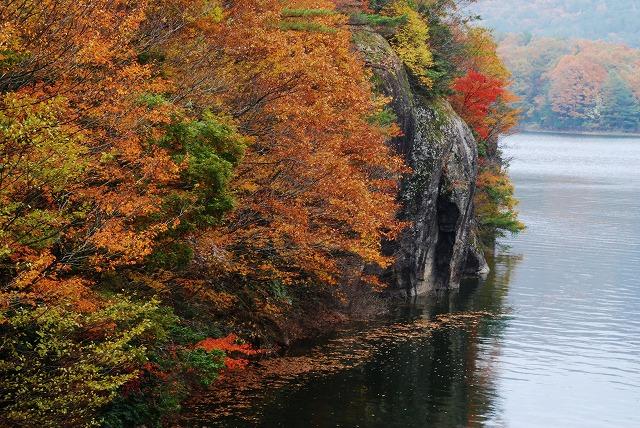 聖湖の秋 15
